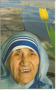 Mother Teresa Created March 2015