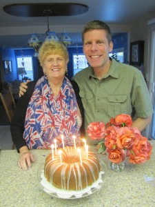 Happy Birthday, Mom and Jon.... and many more!