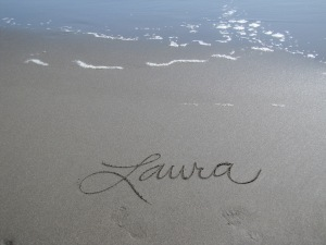Laura was here!