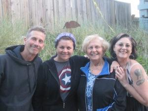 David, Janet, Luana, and Pam