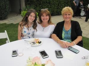 Rebecca, me, and Mom